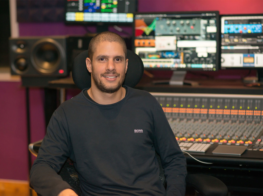 David Ezra Music Producer London